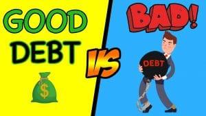 Bonne dette mauvais dette