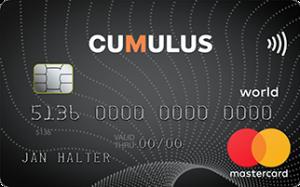 Carte Cumulus-Mastercard