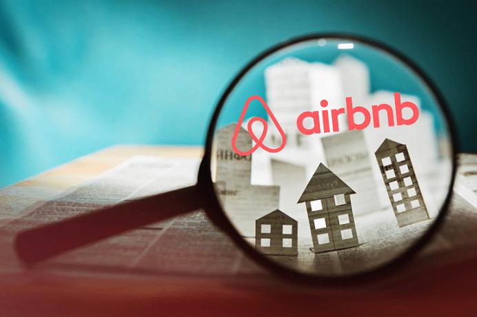 Recherche bien Airbnb