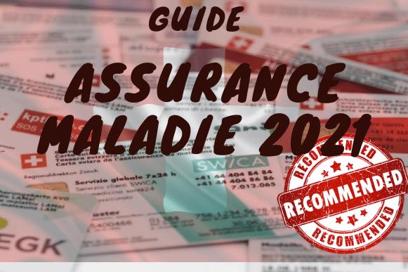 Assurance maladie 2021