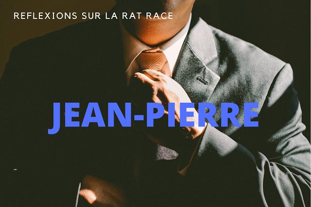 REFLEXION SUR LA RAT RACE JP