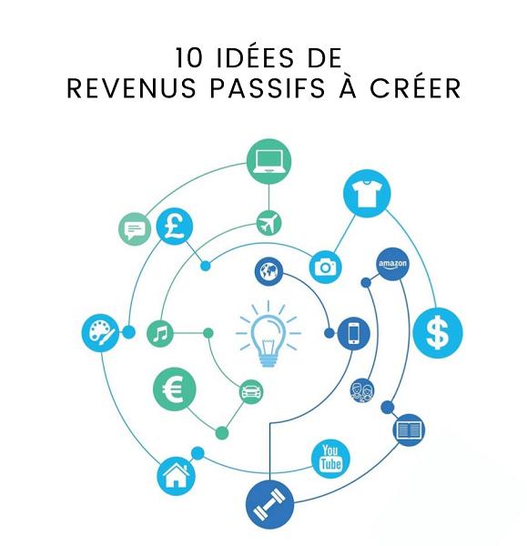 10 idées de revenus passifs à créer