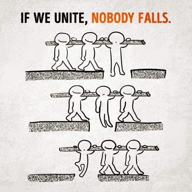 uni personne ne chute