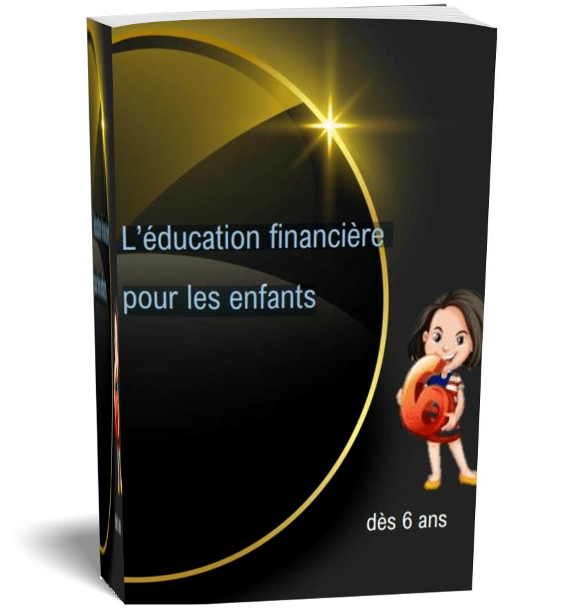 L'éducation financière pour les enfants dès 6 cover