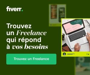 fiverr trouver freelance
